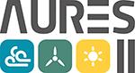 AURES II Logo