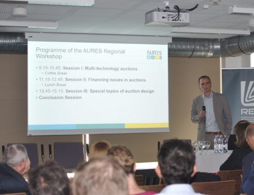 The AURES II Regional Workshop in Budapest