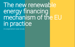renewable financiing EU